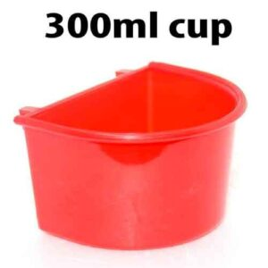 Bird Feeder Plastic D Cup