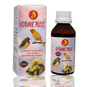 Iodine Plus (100ml)